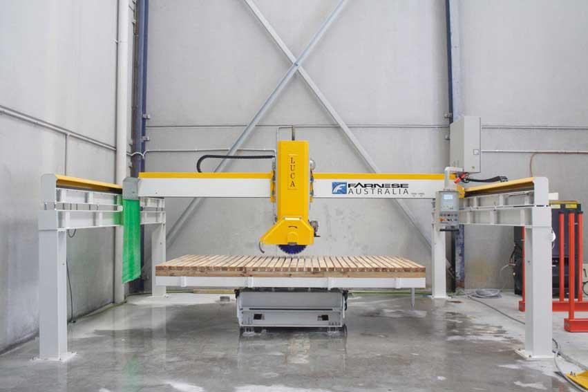 Máy cắt cầu, máy cắt đá granite